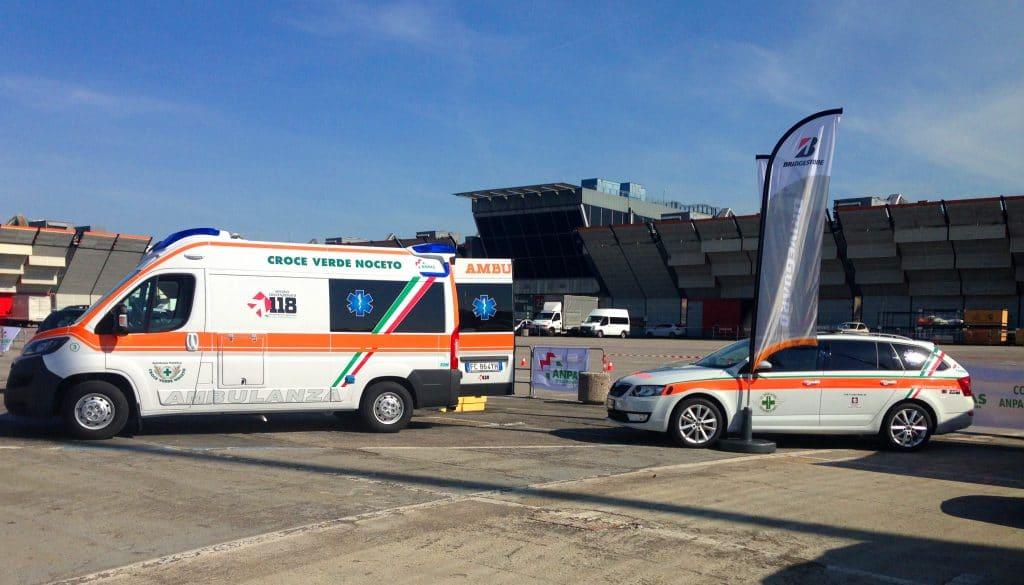 automedica EDM ambulanze forlì