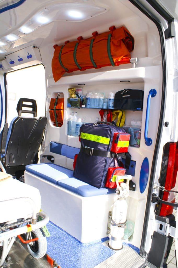 Ducato Ambulanza EDM modello Aidlife