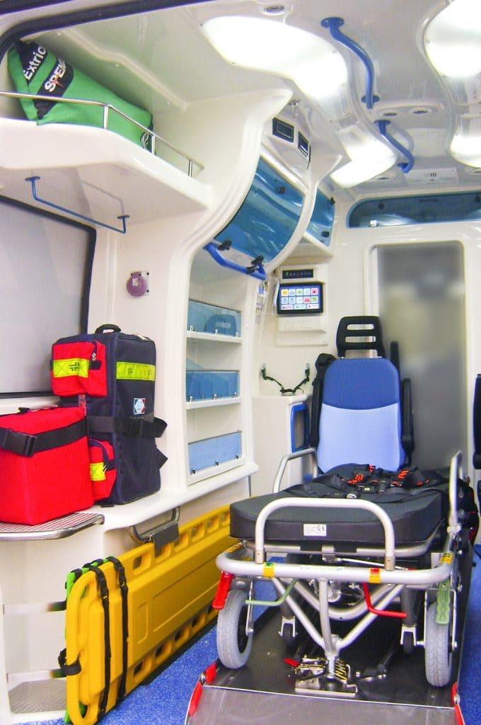 Ambulanza Ducato EDM modello Aidcode
