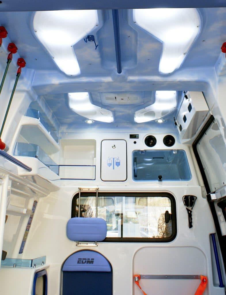 4 2 modello AidCode Volkswagen Transporter T6