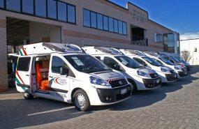 Allestimento automezzi autostradali – Fiat Scudo