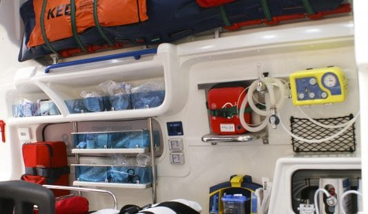 Transporter T6 AidComfort