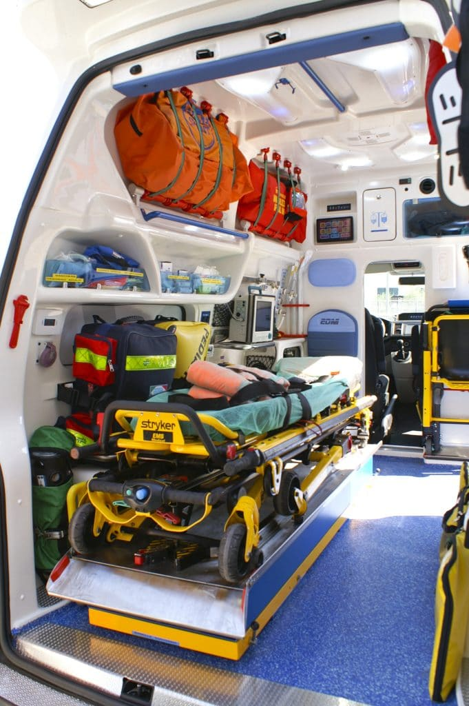 6 Ambulanza EDM Volkswagen T6 AidComfort