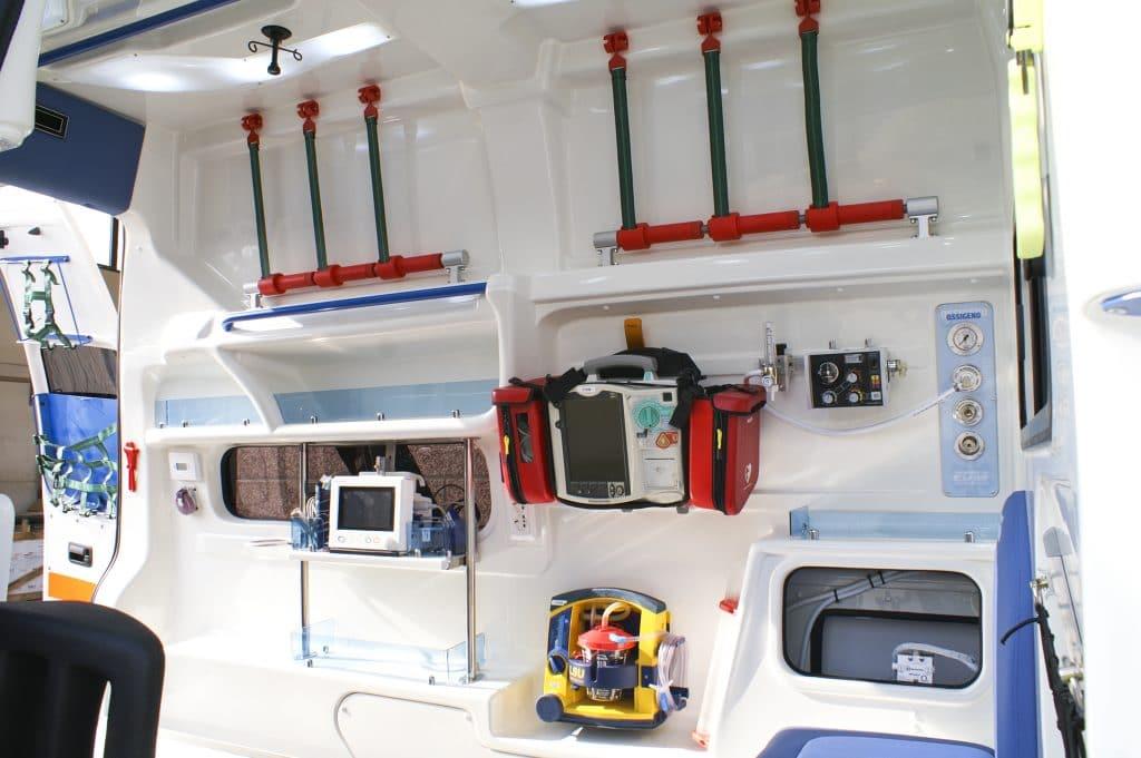 7 Ambulanza EDM Volkswagen T6 AidComfort