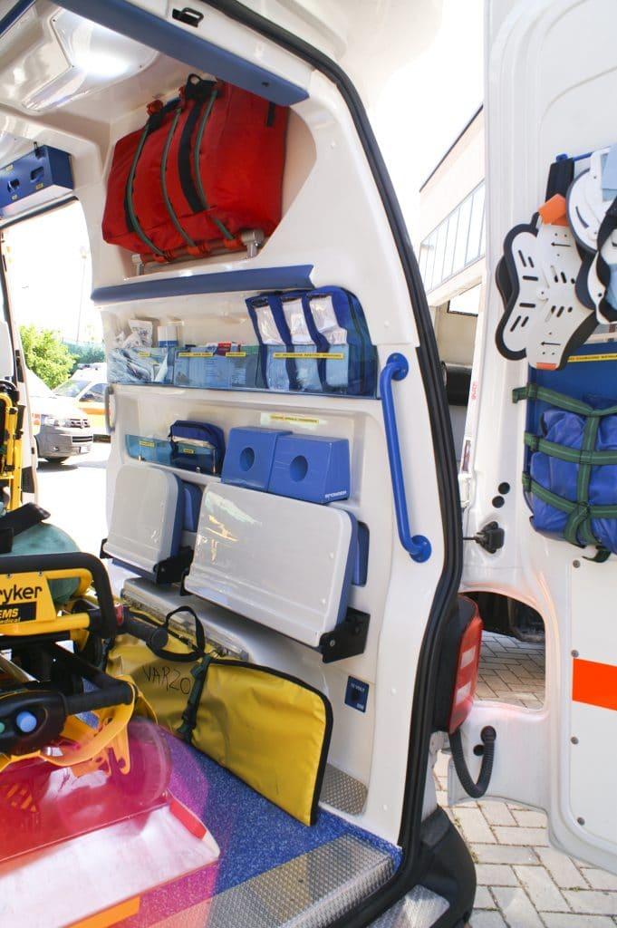 9 Ambulanza EDM Volkswagen T6 AidComfort