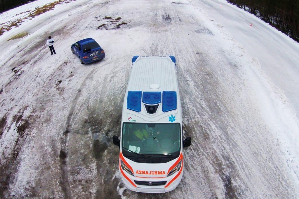19 Fiat Ducato EDM Ambulanza: gli esterni