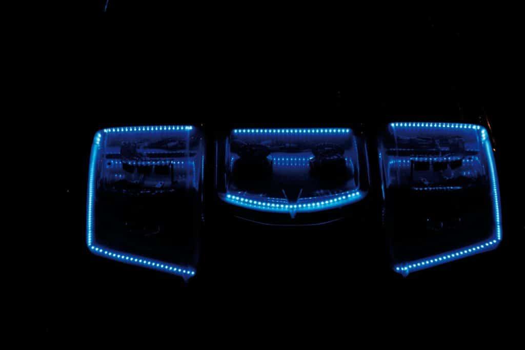 7 Spoiler notturno Fiat Ducato EDM Ambulanza: gli esterni